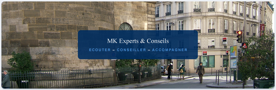 MK Experts & Conseils - Ecouter, conseiller, accompagner